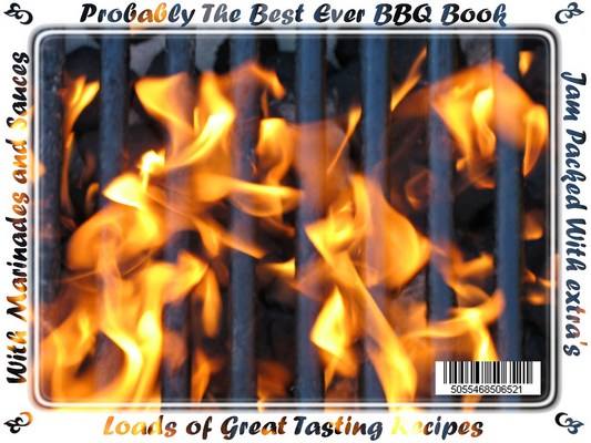Product picture PROBABLY THE BEST EVER BARBECUE RECIPE BOOK