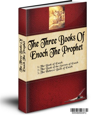Product picture THE THREE BOOKS OF ENOCH THE PROPHET
