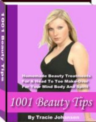 Product picture 1001 BEAUTY TIPS BRING OUT YOUR NATURAL BEAUTY