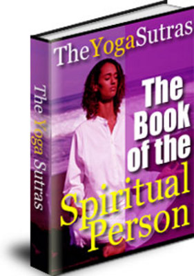 Product picture A GUIDE TO THE YOGA SUTRAS FOR THE SPIRITUAL PERSON